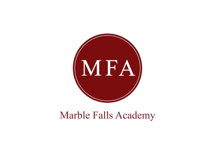Marbel Falls Academy logo 1